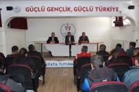 Karaman'da Antrenör Değerlendirme Toplantısı Yapıldı