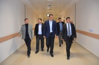 ZORUNLU HİZMET - Kaş Devlet Hastanesi'ne 4 Yeni Doktor