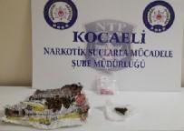 METAMFETAMİN - Kocaeli'de Uyuşturucu Operasyonları Hız Kesmiyor