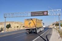 SİBER SALDIRI - Konya'da Yüksekliği Fazla Olan Araçlar Şehir Merkezine Giremeyecek