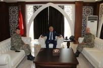 JANDARMA KOMUTANI - Korgeneral Karataş'tan Vali Toprak'a Ziyaret