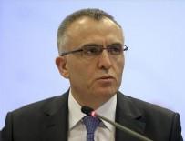 NACİ AĞBAL - Maliye Bakanı Ağbal: Burs ve kredi tutarını 470 liraya çıkardık