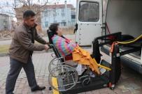 EDİRNE - Marmaraereğlisi'nde Hasta Ve Engellilere Nakil Hizmeti