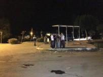 Mersin'de Silahlı Saldırı Açıklaması 2 Yaralı