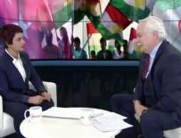 REFERANDUM - Murat Özçelik Barzani'nin kanalında Türkiye'yi eleştirdi