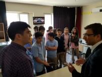 RADYO PROGRAMCISI - Öğrenciler Televizyon Ve Radyoculuk Hakkında Bilgi Edindi