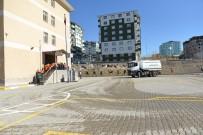 ALİ KORKUT - Okul Bahçelerinin Temizliği Yakutiye Belediyesi'nden
