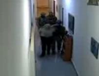 AHMET ÖZÇETIN - Akıncı Üssü Karargah binasının koridor görüntüleri ilk kez ortaya çıktı