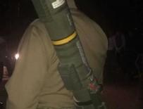 İSVEÇ - PKK'lı teröristler Irak Ordusu'nu böyle bekliyor