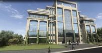 İLLER BANKASı - Pursaklar Belediyesi Hizmet Binasında Dış Cephe Kaplama Başladı