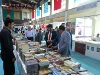 KAHRAMANMARAŞ SÜTÇÜ İMAM ÜNIVERSITESI - Rektör Karacoşkun Kahramanmaraş Uluslararası 4. Kitap Ve Kültür Fuarına Katıldı