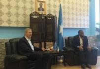 ENFORMASYON BAKANI - Sağlık Bakanı Demircan Somali'de