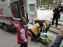 YANGIN TATBİKATI - Sandıklı Devlet Hastanesinde Yangın Tatbikatı Yapıldı