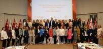 GÜNEYDOĞU ANADOLU - SATSO Kadın Girişimciler Bingöl'de Girişimcilik Kongresi'ne Katıldı
