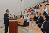 YOĞUN BAKIM ÜNİTESİ - Selçuk Üniversitesi Tıp Fakültesi'nde Akademik Kurul Toplantısı