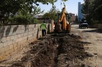 ŞEBEKE HATTI - Siirt'te Eskiyen İçme Suyu Hatları Yenileniyor