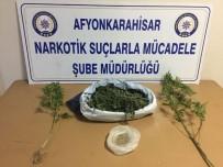 Sinanpaşa'da Uyuşturucu, Tarihi Eser Ve Silah Ele Geçirildi
