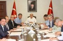 AHMET ALTUNBAŞ - SODES İl Değerlendirme Komisyonu Toplandı