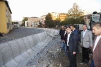 SU KANALI - Sultanbeyli'de Altyapı Çalışmaları Sürüyor
