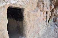 FAILI MEÇHUL - Tarihi Mağaralarda Defineci Tahribatı