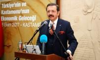 TOBB Başkanı Hisarcıklıoğlu Açıklaması 'Türkiye Genelinde Toplamda 620 Bin Firmaya 230 Milyar Lira Kaynak Sağladık'