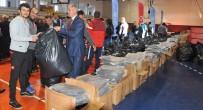 YÜCEL YAVUZ - Trabzon'da Faaliyet Gösteren 217 Amatör Kulübe Malzeme Yardımı