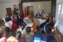 SEYRANI - Turan Köylüoğlu İlkokulu Aile Birliği Yönetiminden Başkan Cabbar'a Ziyaret