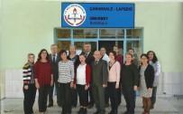 BULGARISTAN - Umurbey İlkokulu'ndan Erasmus Projesi