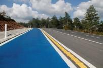 KOCAELI ÜNIVERSITESI - Umuttepe Bisiklet Yolu Daha Güvenli