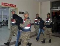 BEŞPıNAR - Uyuşturucu Kullanan 7 Kişi Yakalandı