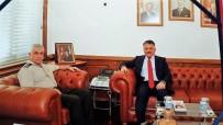 ERSIN YAZıCı - Vali Yazıcı'dan Orgeneral Çetin'e Ziyaret