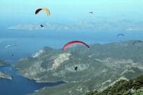 18'İnci Uluslar Arası Ölüdeniz Hava Oyunları Festivali Başladı