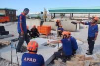 AFAD Personele İnsarag Eğitimi