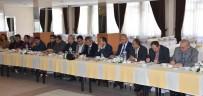 ANADOLU LİSESİ - Afyonkarahisar İl Milli Eğitim Danışma Kurulu Toplandı