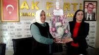 MÜNEVVER - AK Parti Kadın Kolları Başkanlığında Devir Teslim
