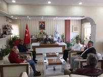 BILECIK MERKEZ - AK Parti Merkez İlçe Teşkilatı'ndan Kurum Ziyaretleri