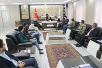 MISYON - AK Parti Yahyalı Teşkilatından Belediyeye Ziyaret