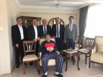 KALP KRİZİ - Ak Partili Belediye Başkanlarından Bilecik Belediye Başkan Yardımcısı Nihat Can'a Geçmiş Olsun Ziyareti