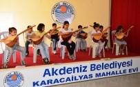 EL SANATLARI - Akdeniz'de Mahalle Evlerinde Eğitimler Devam Ediyor