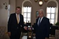 Almanya Başkonsolosu'ndan Başkan Gürün'e Ziyaret