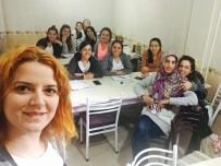 İNGILIZCE - Altıntaş'ta 25 Kursiyer İngilizce Öğreniyor