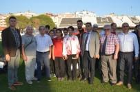 KAVAKLı - Aydın'da Amatör Spor Kulüplerine Malzeme Desteği