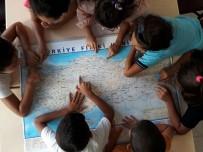 KİTAP OKUMA - Aydoğdu SEM Çocukların Hayatını Değiştirmeye Devam Ediyor