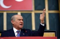 BAKANLAR KURULU - Bahçeli Davutoğlu'nu Hedef Aldı
