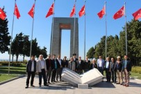 ŞEHİTLER ABİDESİ - Bartınlı Gaziler Çanakkale'de