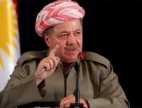 MESUD BARZANI - Barzani: Kürdistan halkı bilsin ki gereken yapılacak