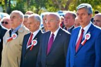 EMEKLİ ASTSUBAYLAR DERNEĞİ - Başkan Eşkinat, Astsubaylar Günü Törenine Katıldı