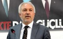 SAKIP SABANCI - Başkan Kamil Saraçoğlu Açıklaması Vatandaşın Haklı Tepkisine Yol Açan Alt Geçitleri Belediye Değil, TCDD Yapıyor
