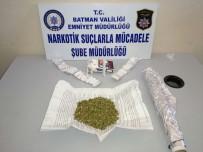 Batman'da Uyuşturucu Operasyonu Açıklaması 6 Gözaltı