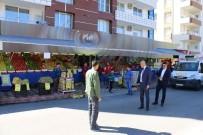 Belediye Başkan Vekili Aksoy, Çalışmaları Yerinde İnceledi